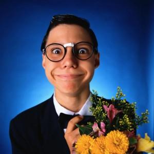 Dårligt syn og tykke briller